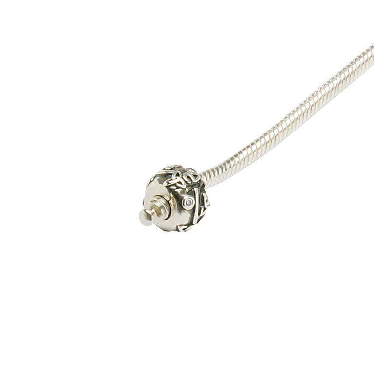Tara's Diary Charm Celtic Bracelet - Catch End